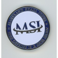 MSI Challenge Coin