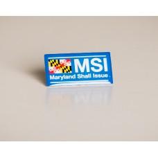 MSI Lapel Pin